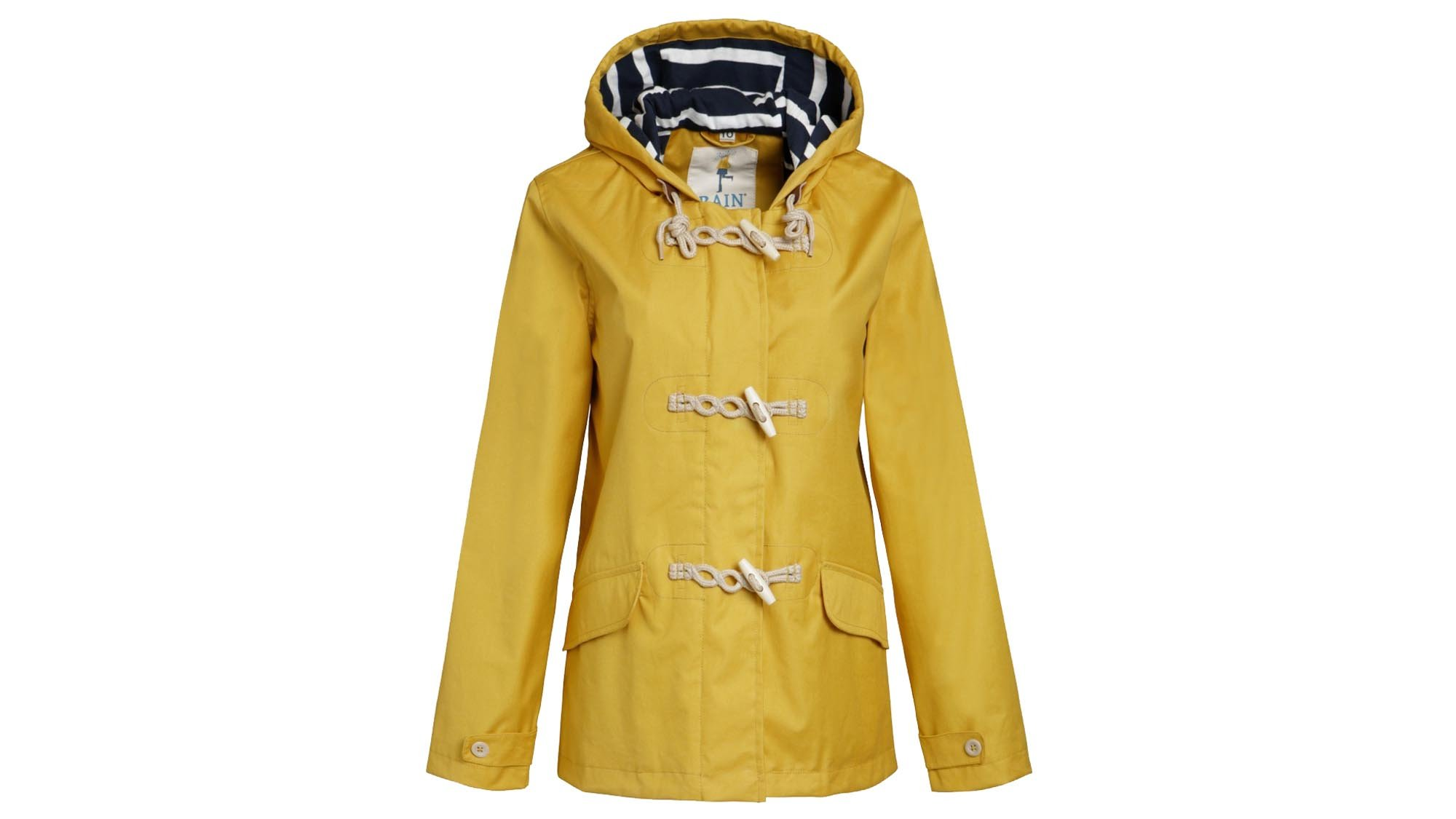 97a6247fb You'll spot Seasalt's cheerful yellow Seafolly jacket everywhere on rainy  days, probably because it combines technical waterproofing abilities with  lovely ...