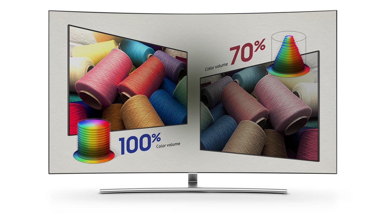 Samsung QLED TVs: QLED vs OLED and Samsung's 2017 QLED range