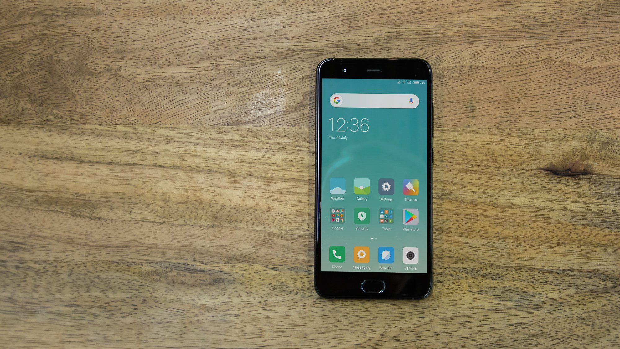 dba7451a1 Xiaomi Mi6 review  The best budget phone you ve probably never heard ...