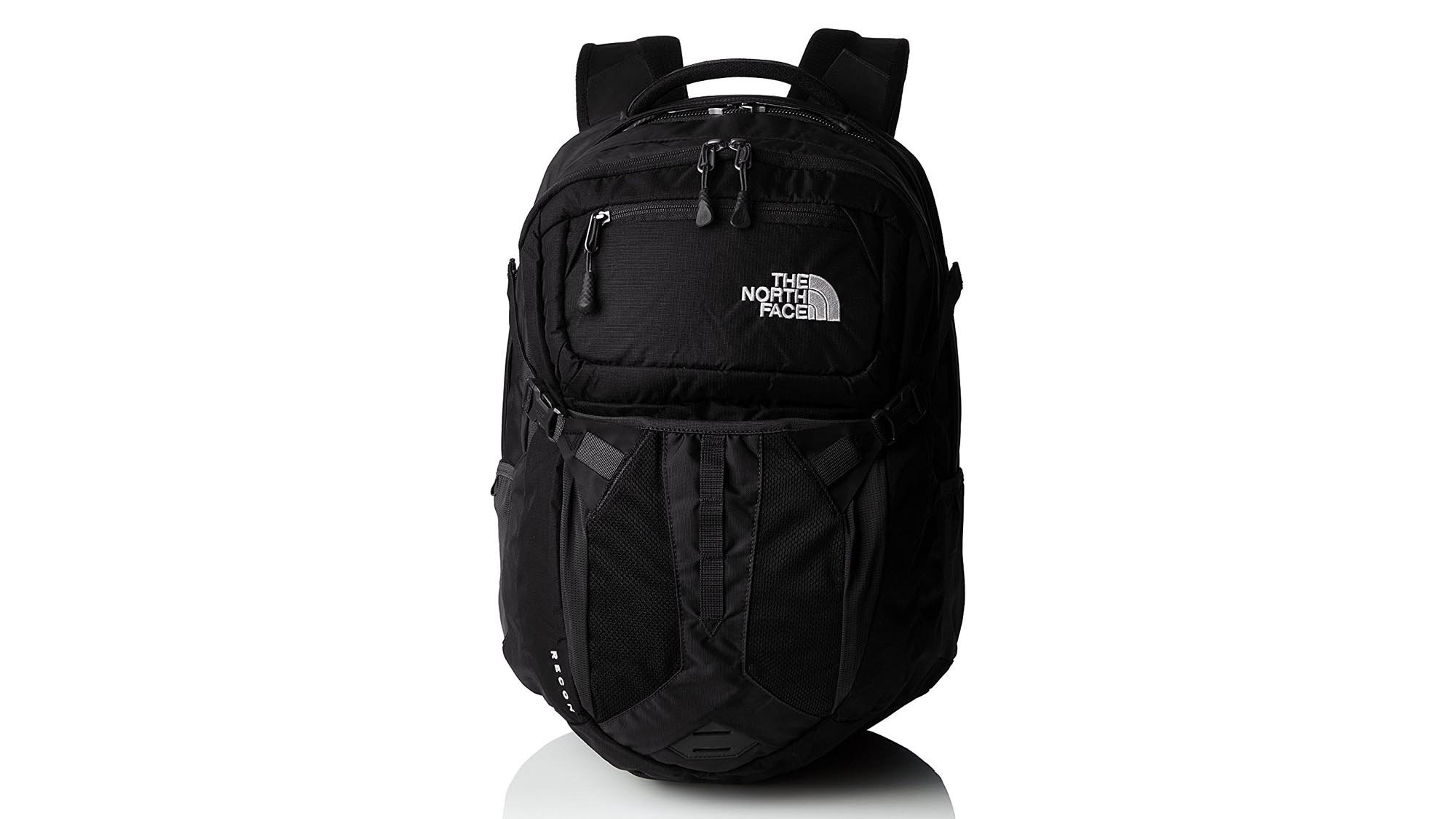 b4fe15dc62e As you might expect from such a major outdoors brand, the North Face Recon  is as comfortable working as a daysack at the weekend as a laptop bag on  your ...