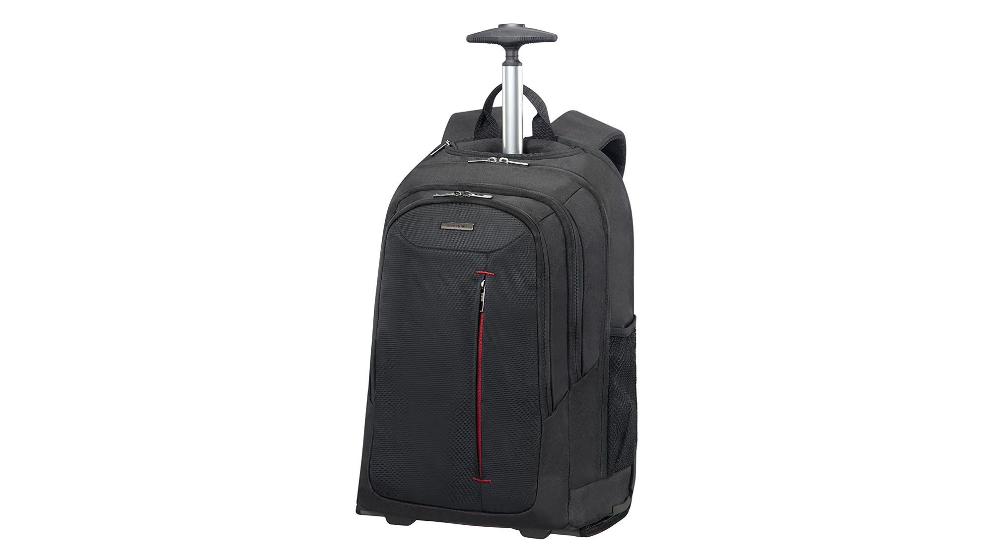 27619cf330b3 Samsonite s GuardIT line covers a range of bags and backpacks that mix  businesslike looks with rock-solid protection. This particular model is  your classic ...