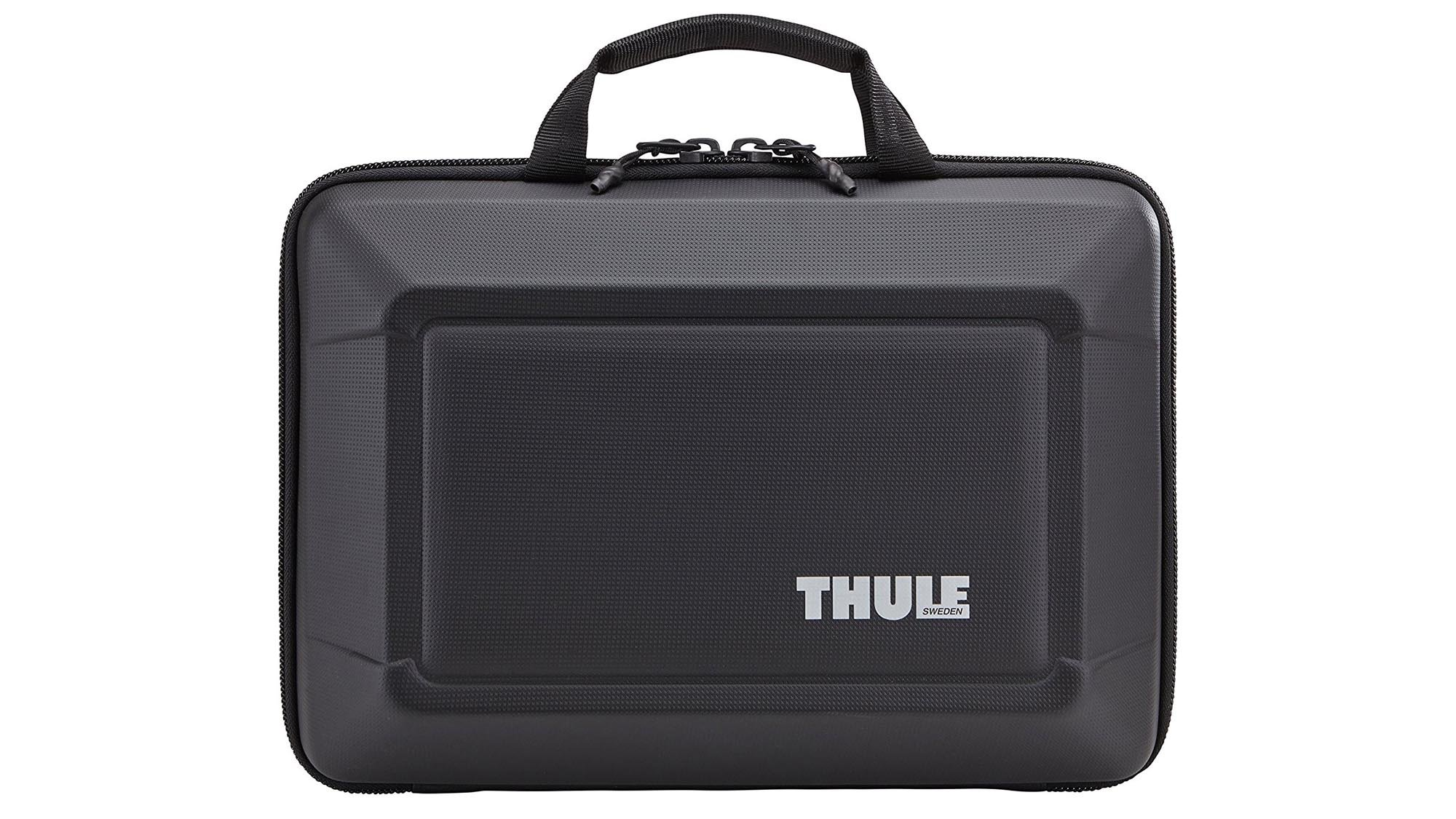 52fdd9369 If you're lugging a laptop through hostile environments, you'll wish you  had it stuffed inside the Thule Gauntlet 3.0. It's available in sleeve and  bag ...