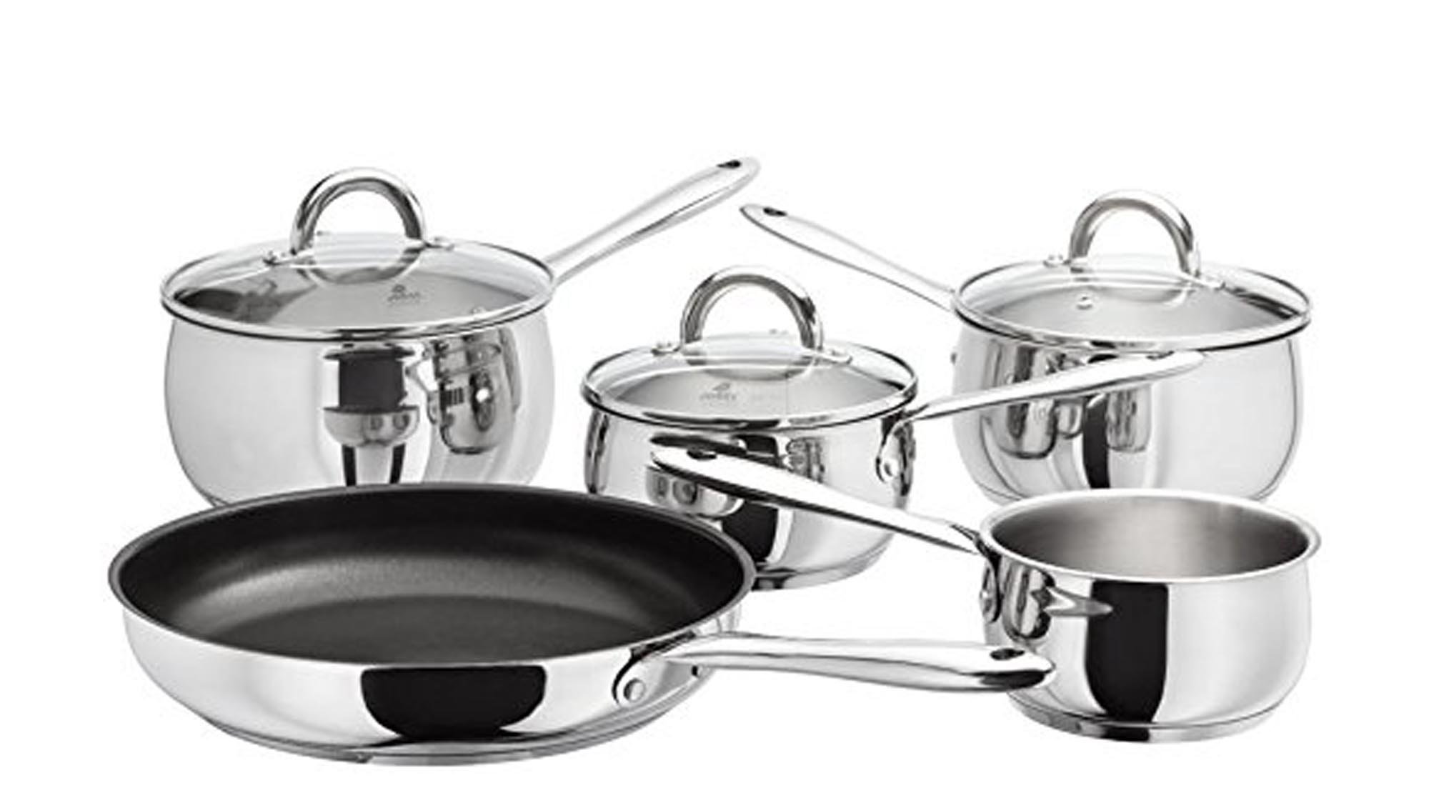 Best Saucepans 2018 Cook Up A Storm With The Best Pan Sets From 60