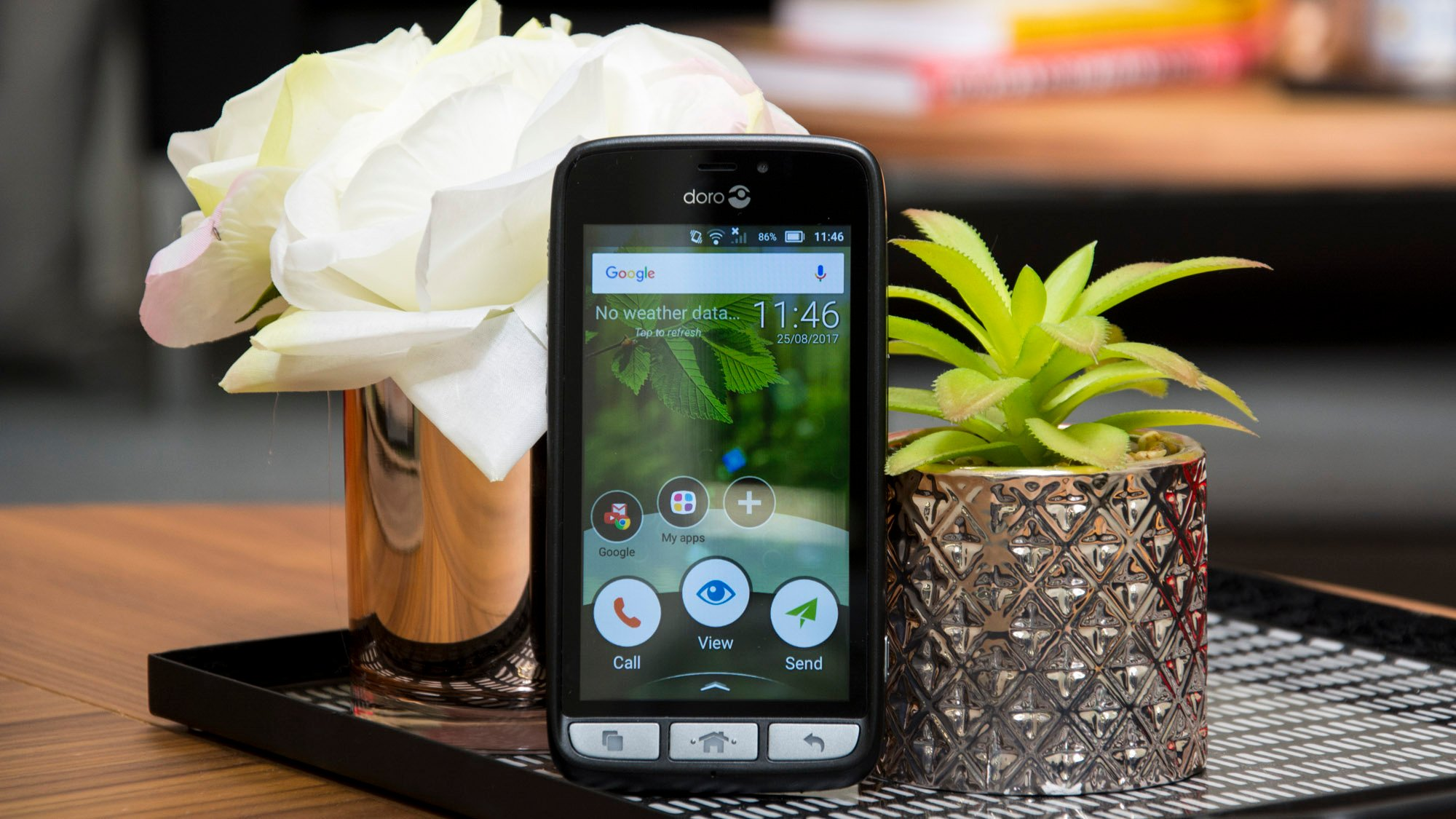 Doro 8030 review: The perfect phone for the older generation