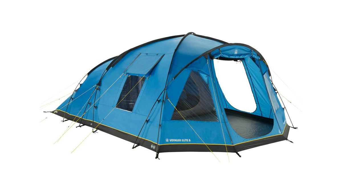 This versatile fuss-free tent is simple to erect u2013 Hi Gear reckons it takes half an hour to put up but we managed in 20 minutes flat.  sc 1 st  Expert Reviews & Best family tents: The best tents for family camping trips from £170 ...