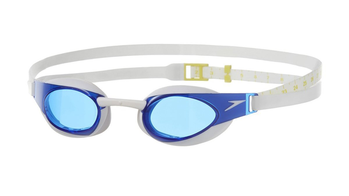 5bb1fd2e571 These are the most hydrodynamic goggles ever produced by Speedo, and we  think they're by far the best option for training or competing outdoors.