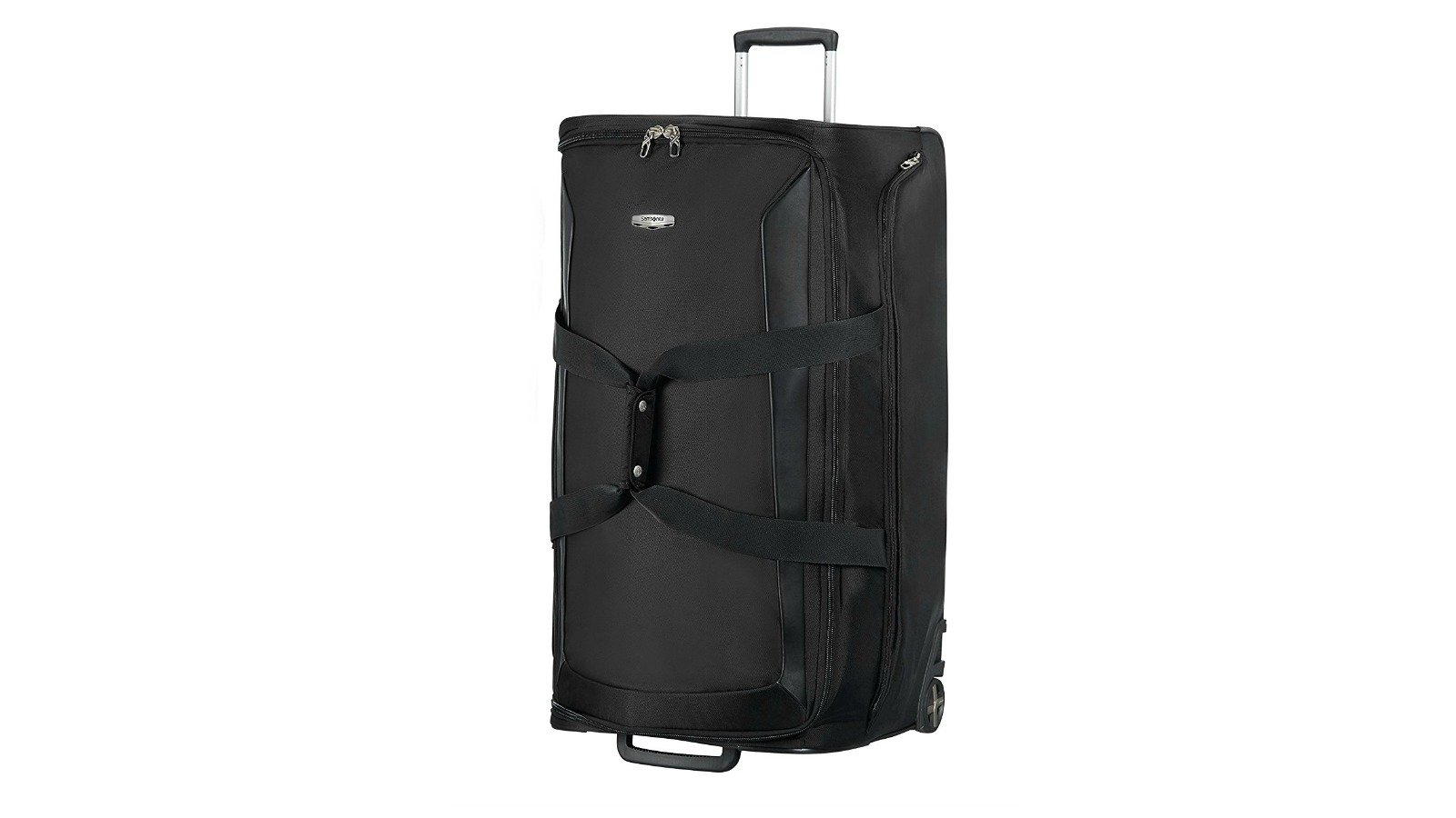a18dc9da698 Samsonite s all-in-one travel duffle is smart enough for business trips but  big enough for long-term travellers. It s versatile