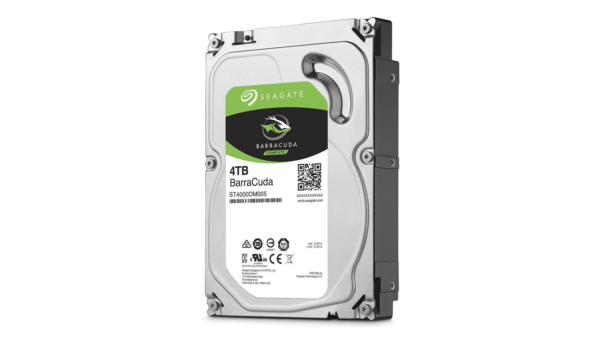 Best internal hard drives 2018: The best high-capacity HDDs