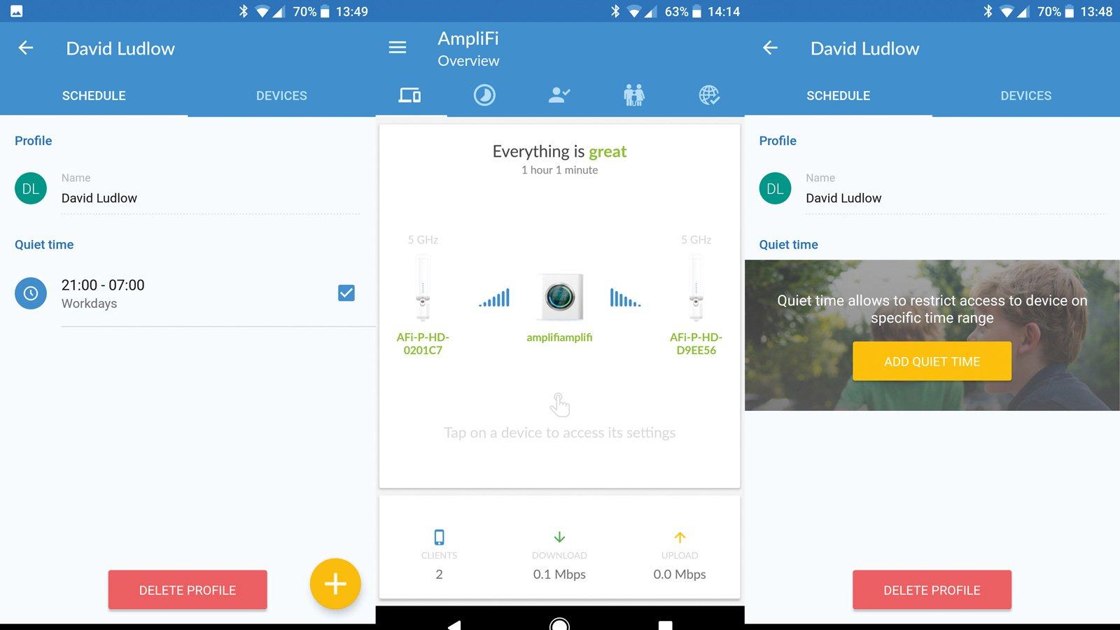 Ubiquiti AmpliFi HD review: A fine-looking mesh router | Expert Reviews