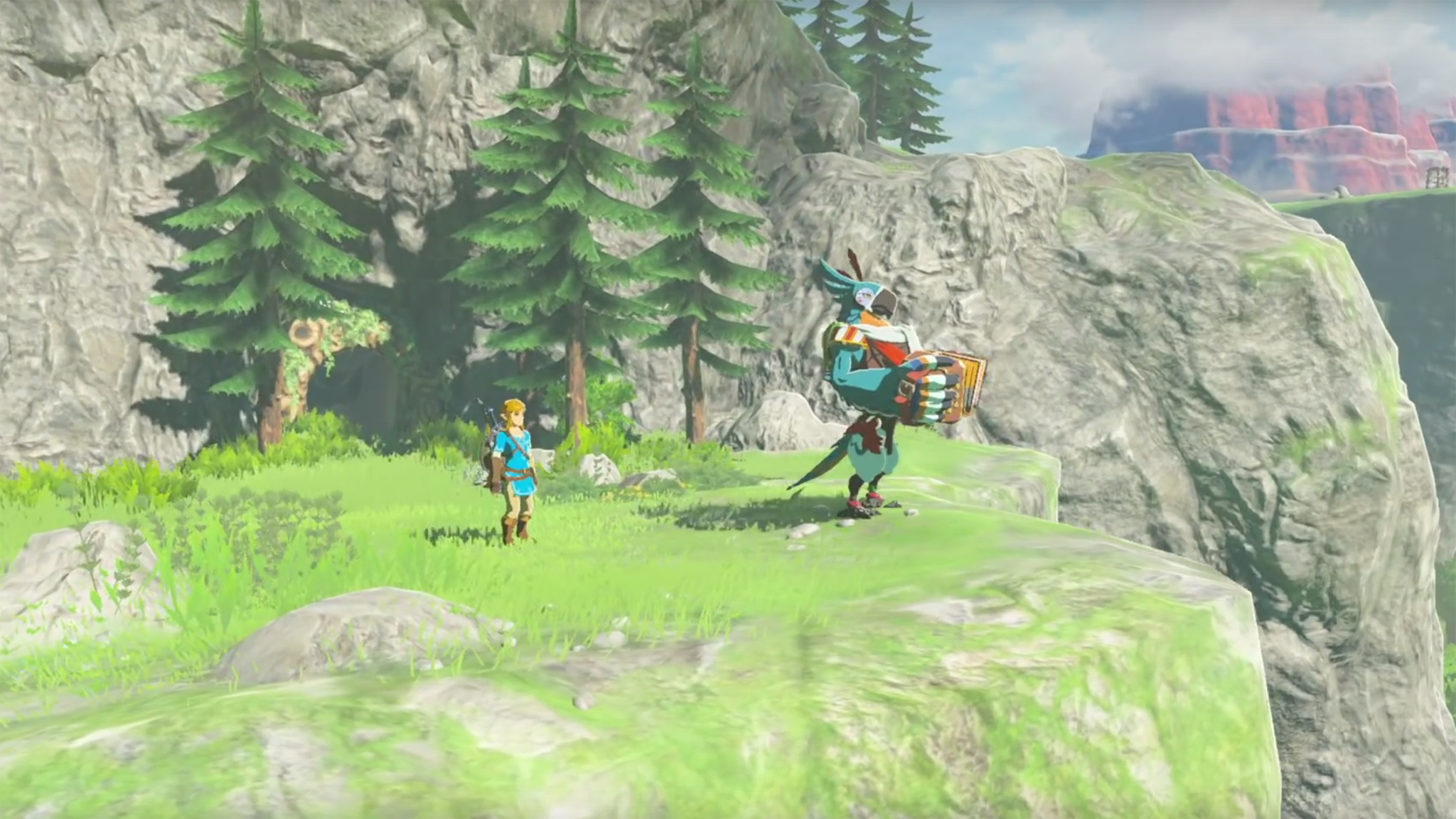 The Legend of Zelda: Breath of the Wild review – The Champion's