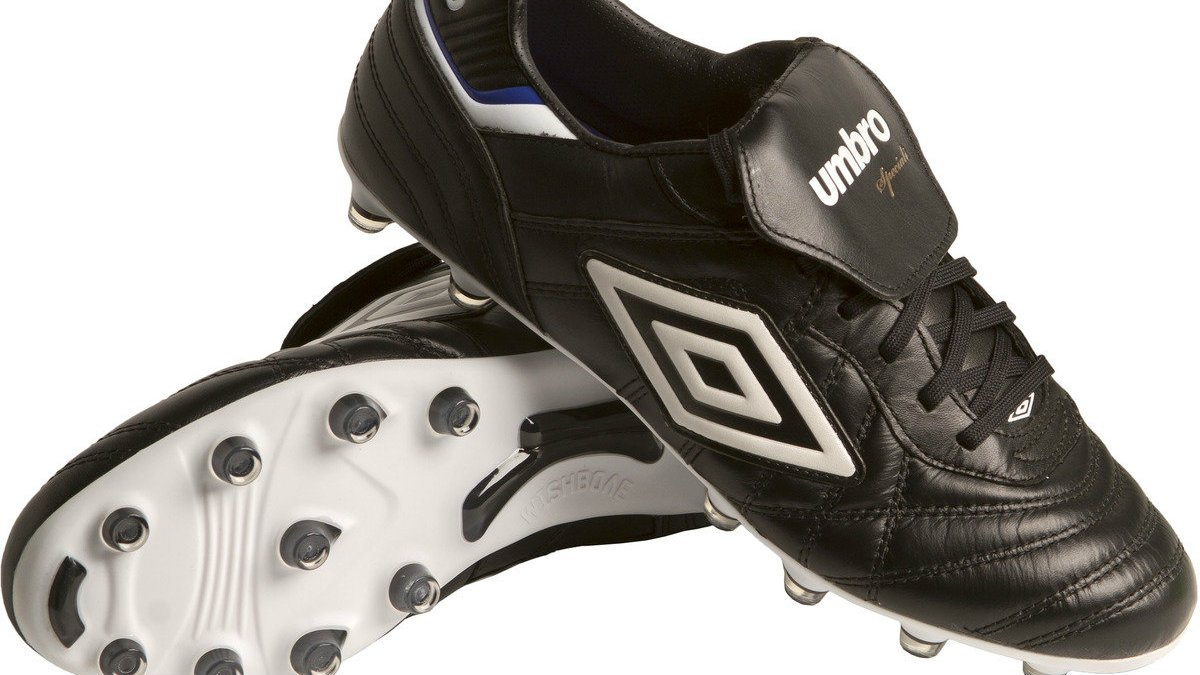 69f5b6b79 Quality leather boots tend to be expensive these days – unless you scout  out a bargain on a previous year s release. But the Umbro Speciali Eternal  Pro ...
