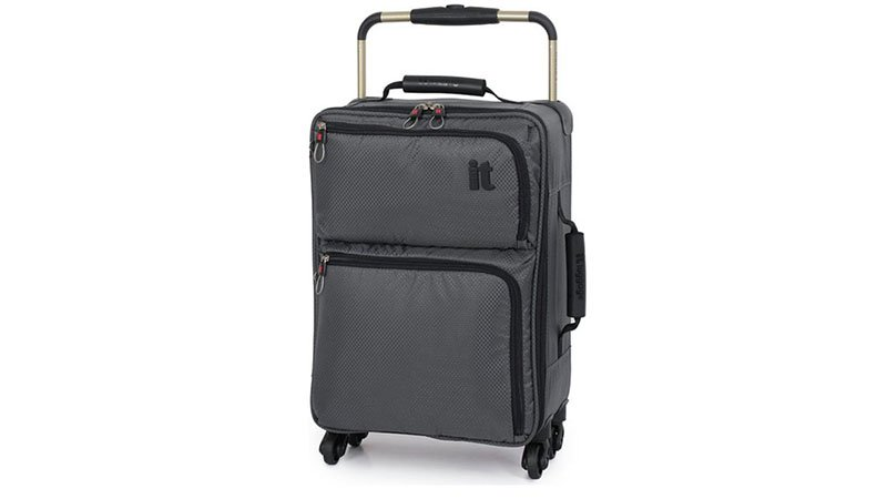 a2aff8f74 With an ultra-lightweight design (1.75kg) and a wide easy-grip trolley  handle, this cleverly designed piece of kit is a breeze to wheel through  airport ...