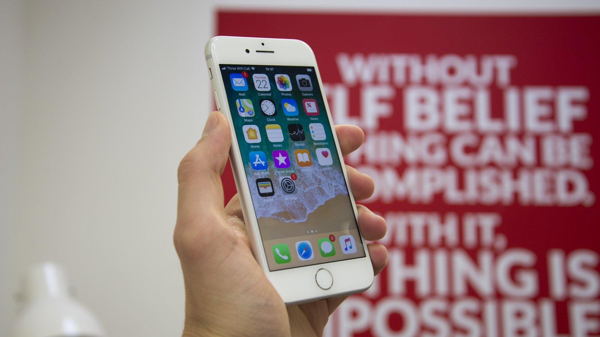 Revisión de iPhone 8