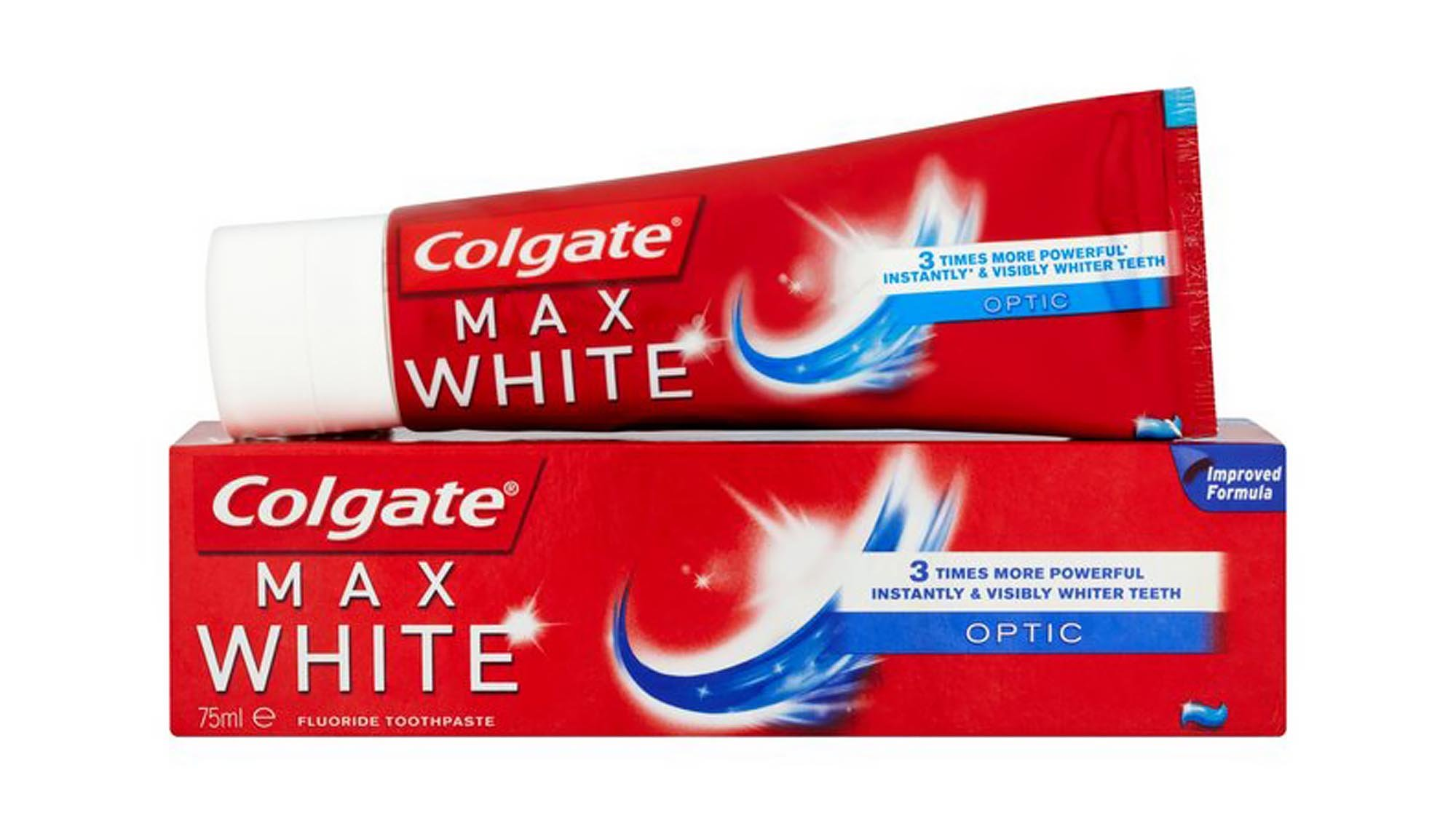 Why is colgate the best toothpaste