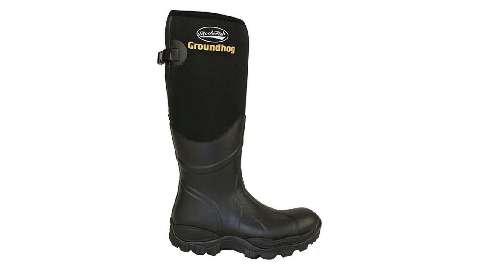 eaccfdd0d03 The no-nonsense Groundhog is far more technical than your average wellie  boot. These handsome
