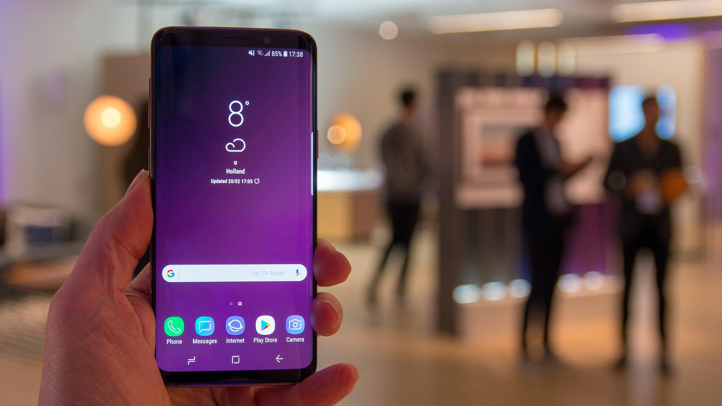 Best Samsung Galaxy S9 deals: The best deals for Samsung's ...