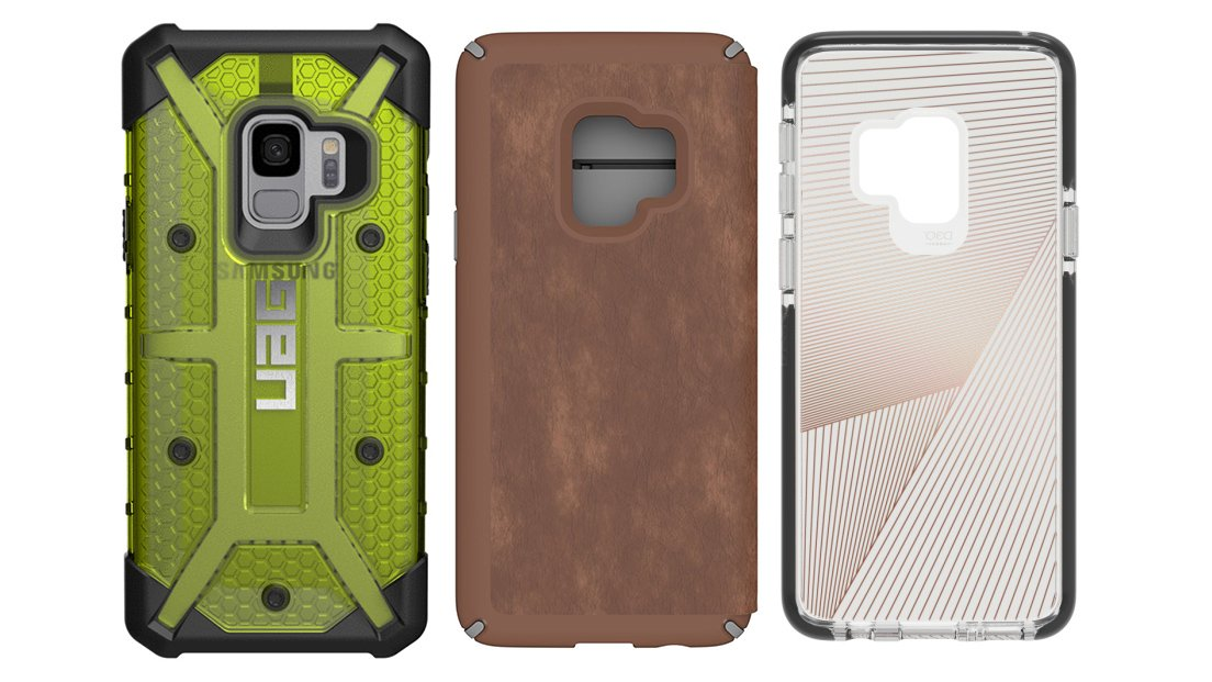 new concept 71e4b 6f1fc Best Samsung Galaxy S9 cases: Protect your Galaxy S9 and Galaxy S9 ...
