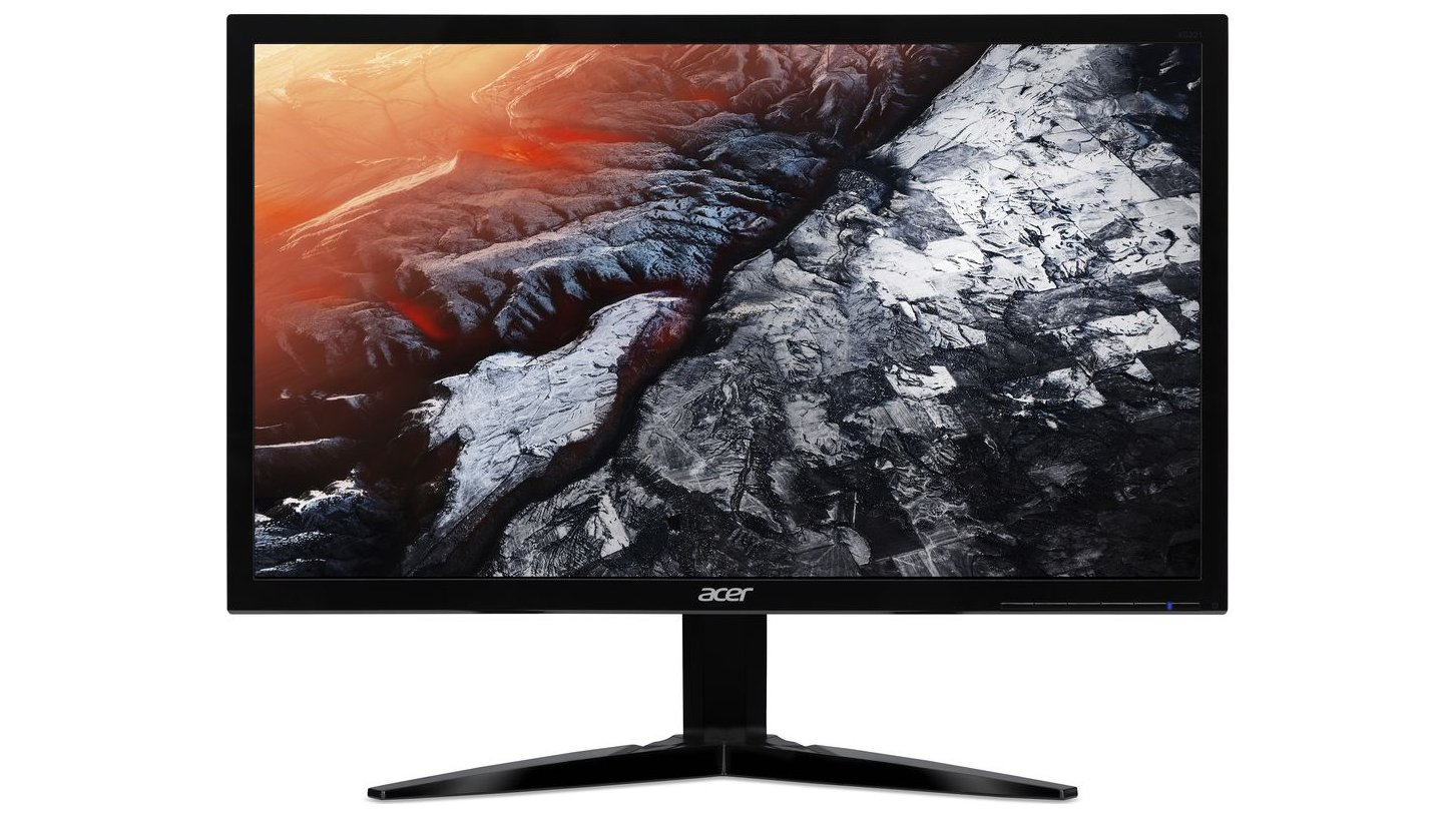 Acer Kg221q Review Not The Best Monitor But Its Fantastic Value Lg Ips Led 22 Inch 22mp68vq For Money Expert Reviews