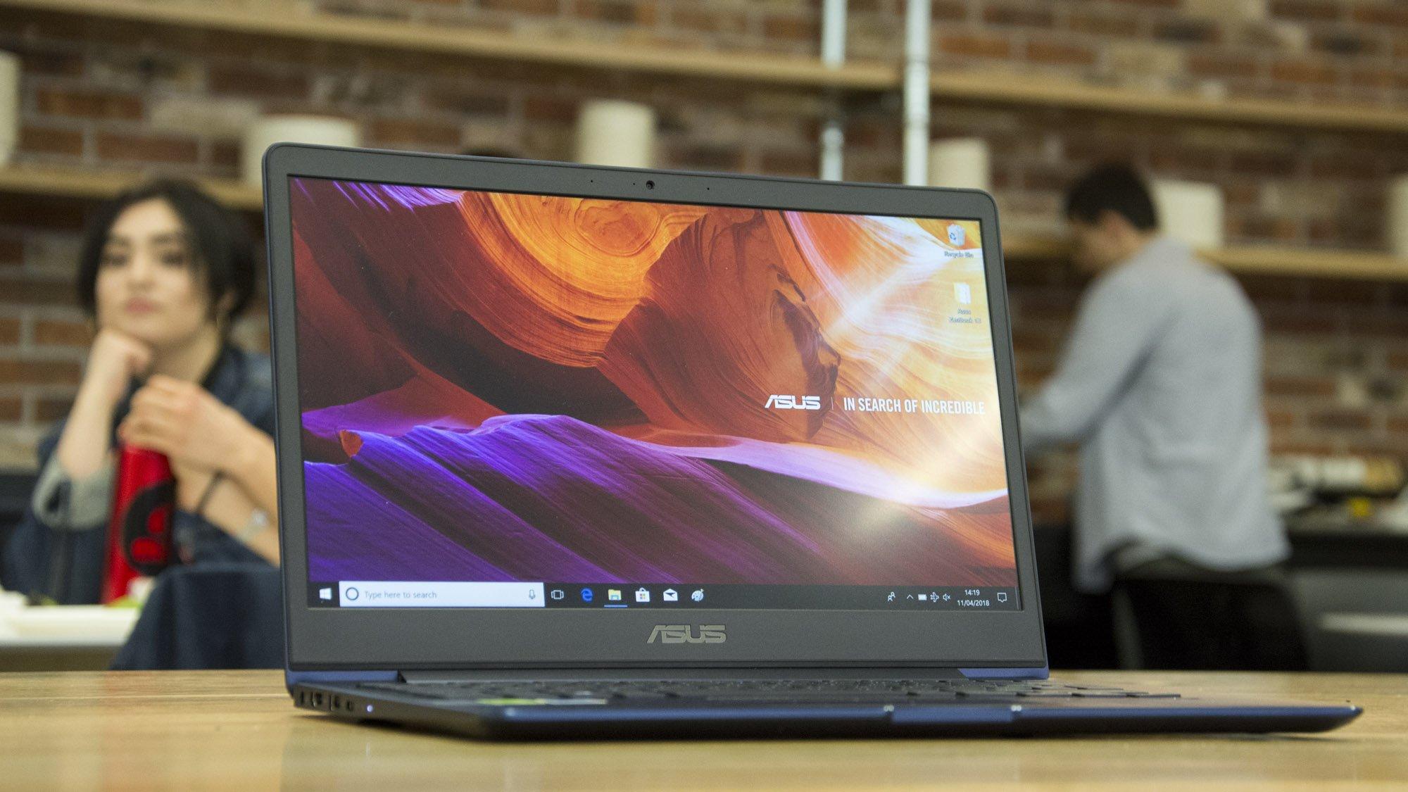 asus zenbook 13 ultra-slim laptop reviews