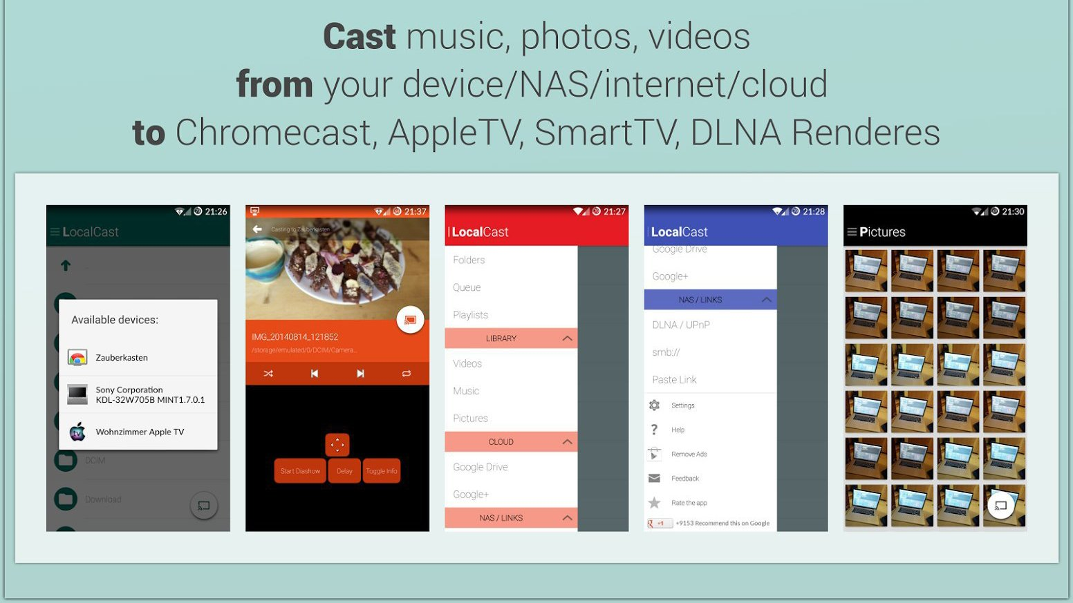 video & tv cast ultimate apk 2018