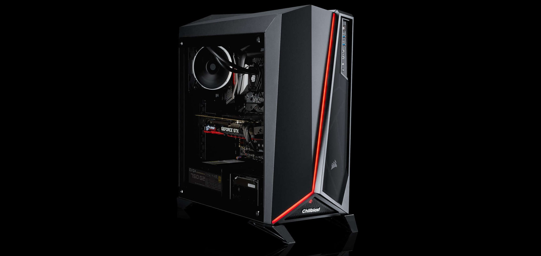 Chillblast Fusion Fireblade review: Superb gaming PC for the price  Expert Reviews