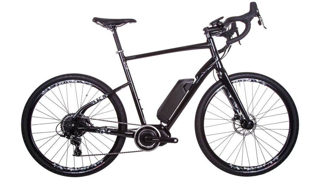 The Mustang Comp Is Part Of Raleigh S Adventure Range And It Really A Bike That Prepared To Tackle Any Kind Drop Down Handlebars
