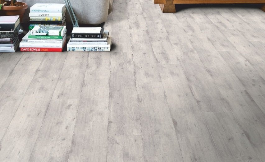 Merveilleux Choose This Striking Smoky Pine Effect Laminate Instead. Not Only Does Its  Click System Make It Simple To Fit, Even In Corners Or Underneath ...