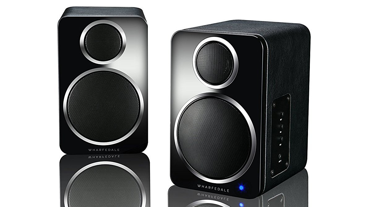 Wharfedale Invented The Modern Two Way Speaker With Its Separate Woofer And Tweeter For High Low Frequencies It Miraculously Compresses Decades Of