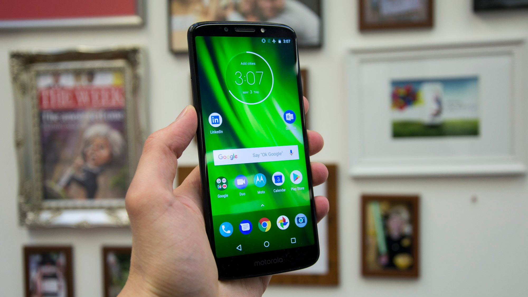 Motorola Moto G6 Play review: Return of the King | Expert