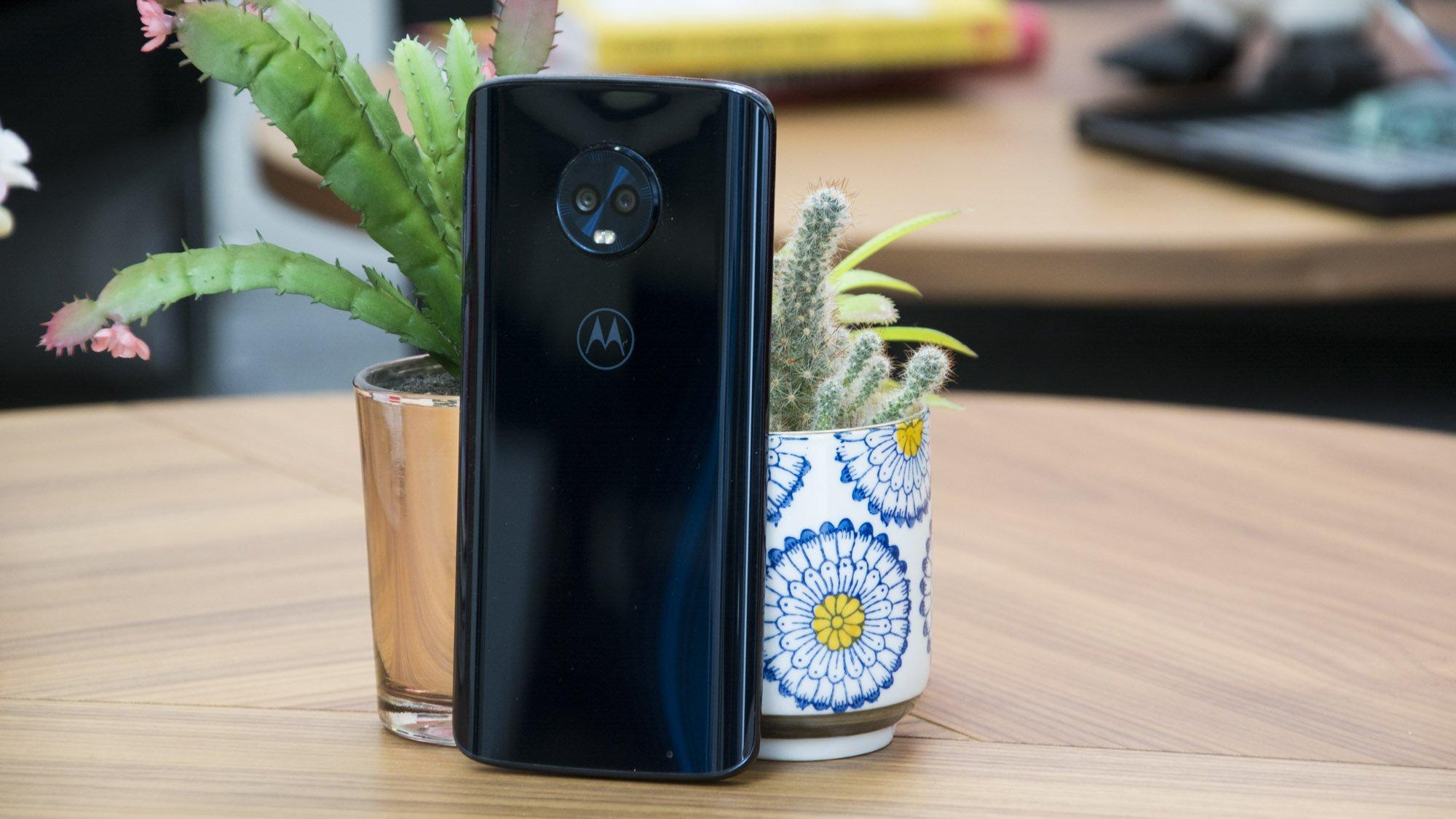 Revisión de Moto G6 Plus: otro teléfono de Motorola 1