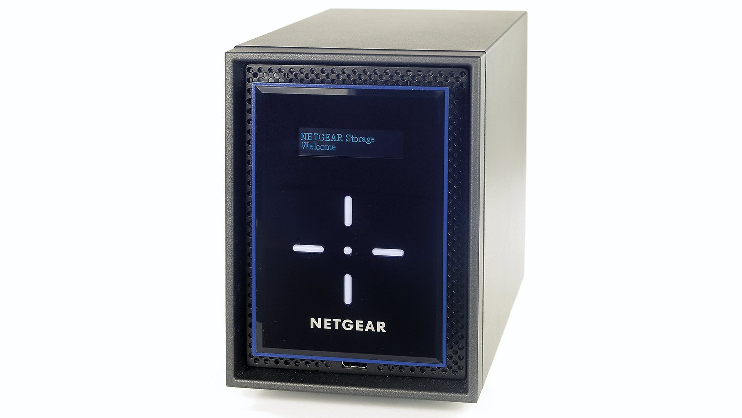Netgear ReadyNAS 422 review: Easy to use and very fast