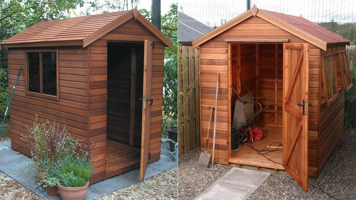 Best shed: Keep your garden tools safe with the best garden
