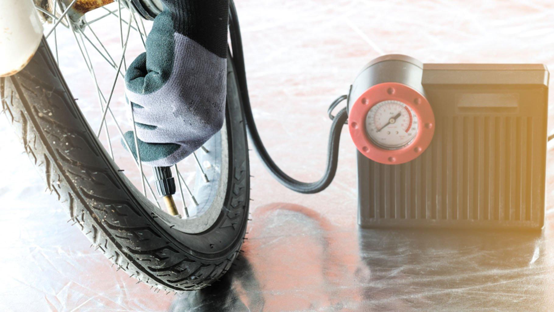 Car Van Bike Tyre Pressure Guard Valve Cap Visual Warning Of Low or Flat Tire