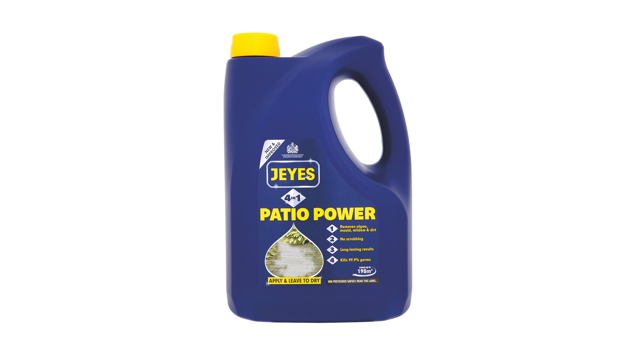 Best Patio Cleaner Rid Your Patio Of Moss Mould And Dirt