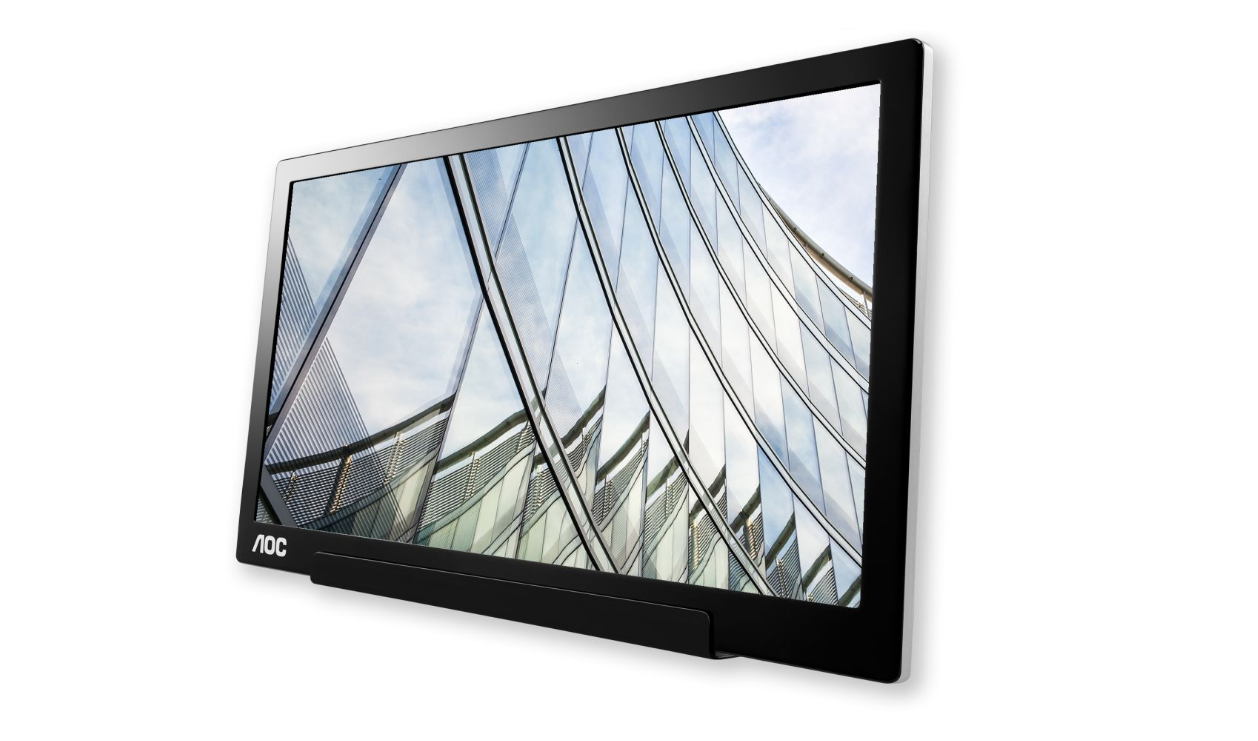Best Monitor 2018 The Budget 5k 4k Wqhd 1080p Monitors Asus Vc239h Eye Care Frameless 23 Full Hd Ips Speaker Tuv Aoc I1601fwux Is Unlike Many In Market Its Aimed At Those Who Are Looking For A Portable Setup Which Means It Can Be Used Anywhere You