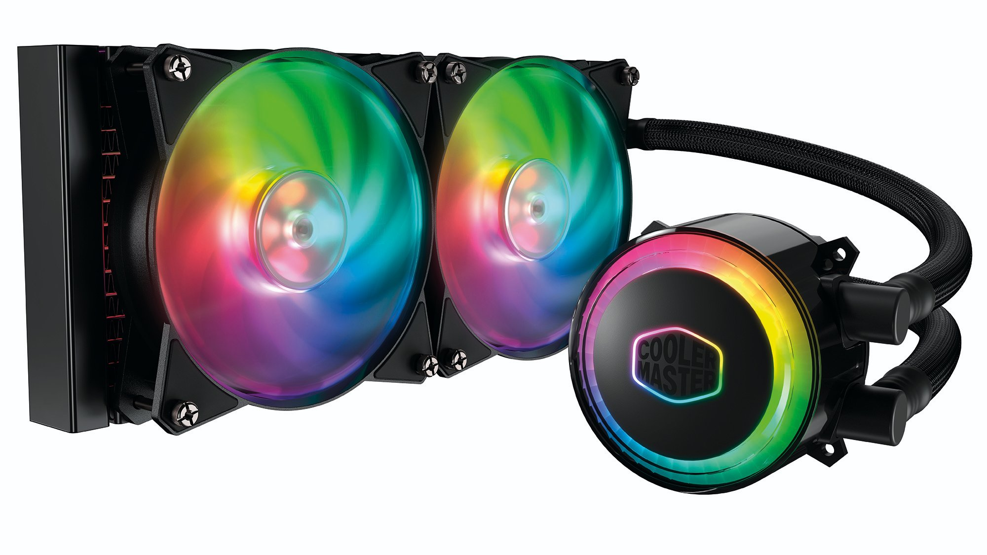 Cooler Master MasterLiquid ML240R RGB review: High performance and