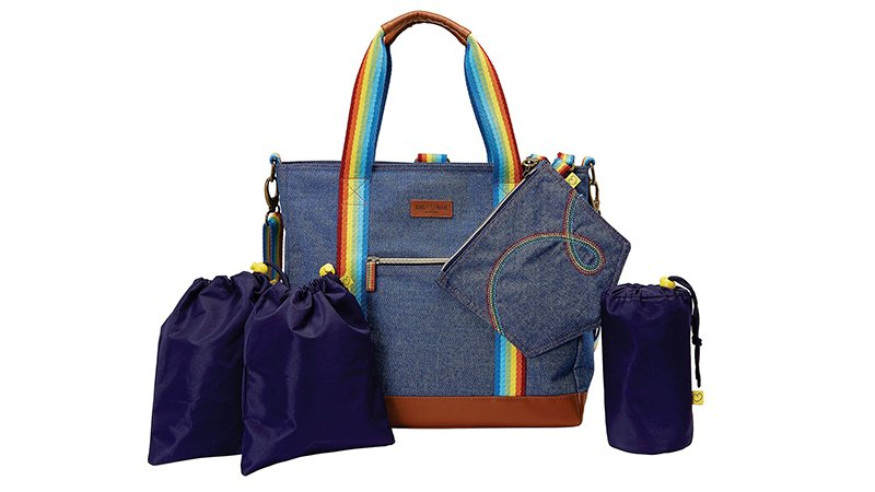 Unique Mothercare Baby Bag With Matching Changing Mat Diaper Bags