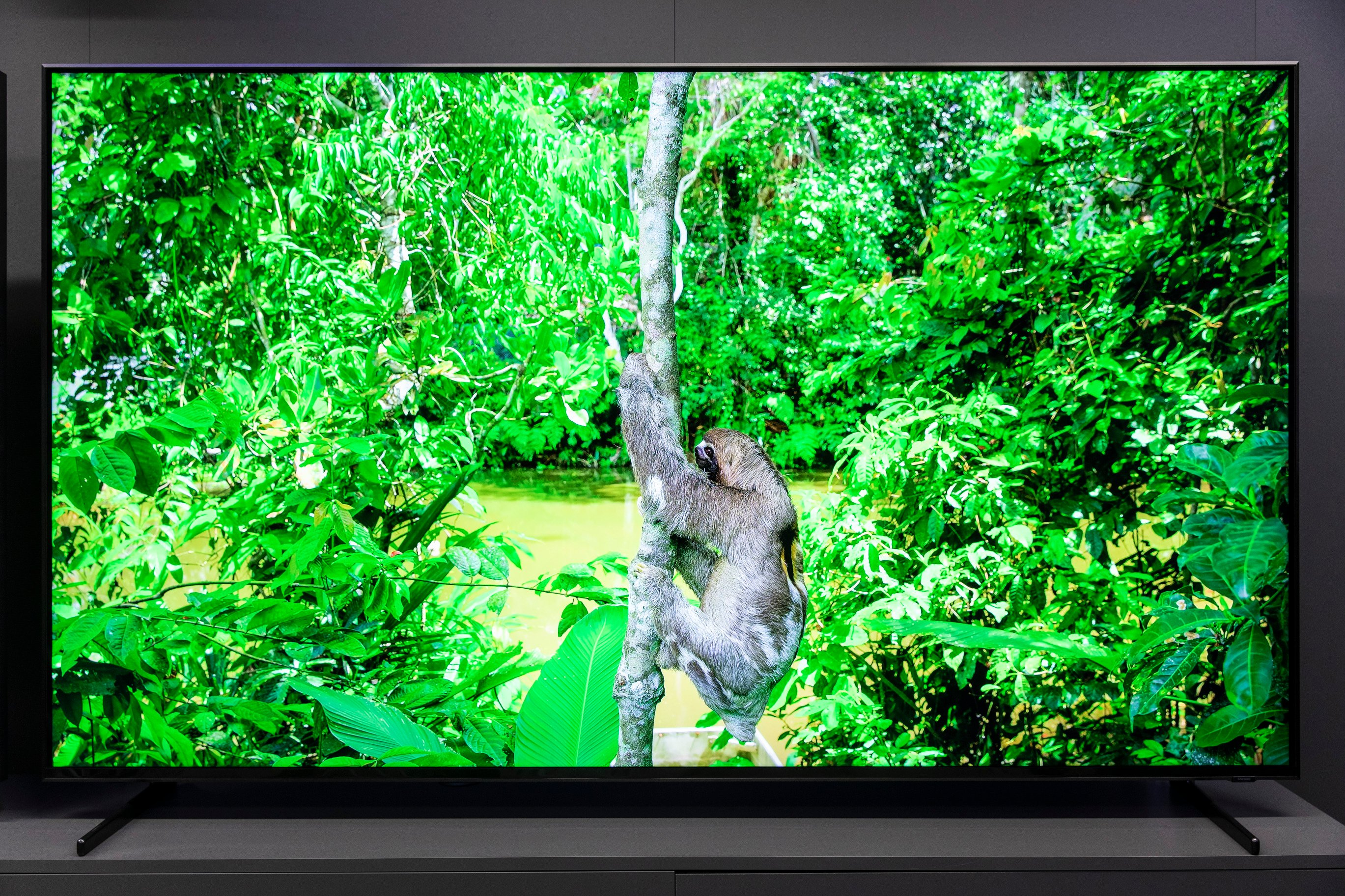 Samsung Q900R review: 'Eyes on' with Samsung's monster 8K TV