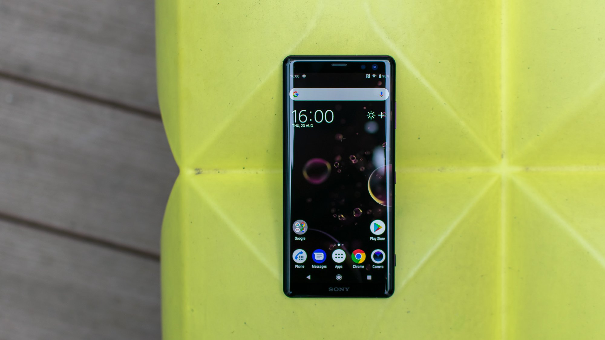 Sony Xperia XZ3 review: Get Sony's OLED flagship for zero upfront