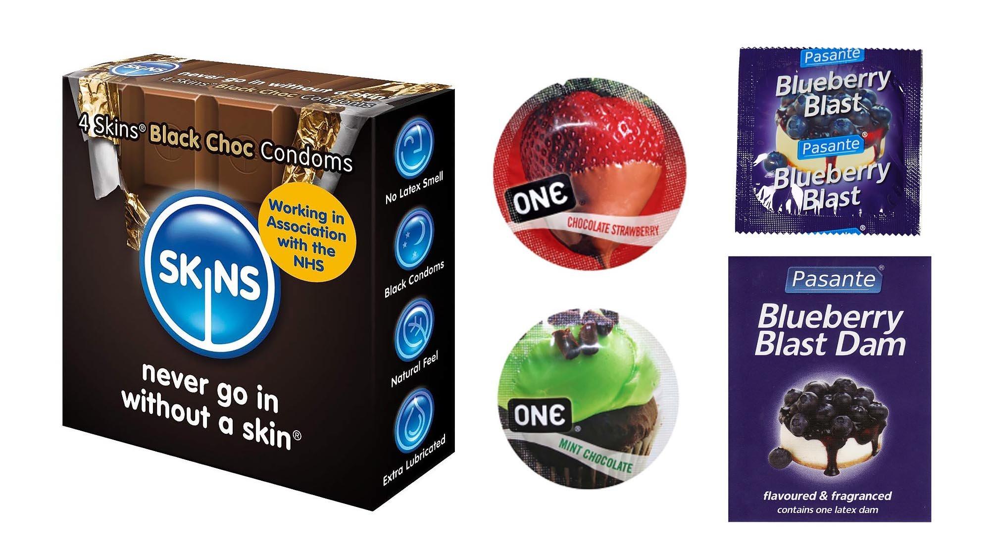 Skins Black Choc: Best chocolate flavoured condom