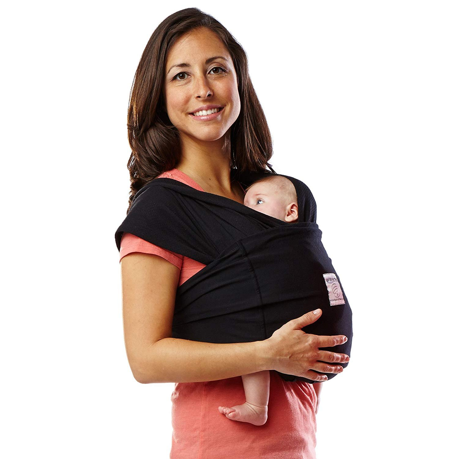 1b431ea47 This baby carrier has all the benefits of a full wrap with the convenience  of a structured baby carrier. The Baby K'Tan is perfect for tiny newborns,  too, ...
