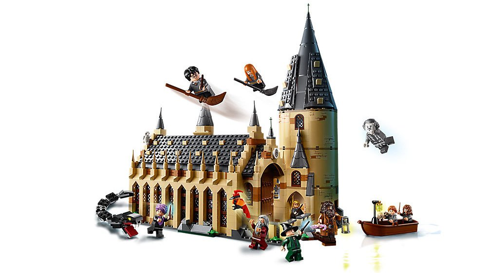 e2ea3e9ad Best Lego 2019: From Star Wars to Harry Potter, this is our pick of the best  Lego sets for kids (and adults, too) | Expert Reviews