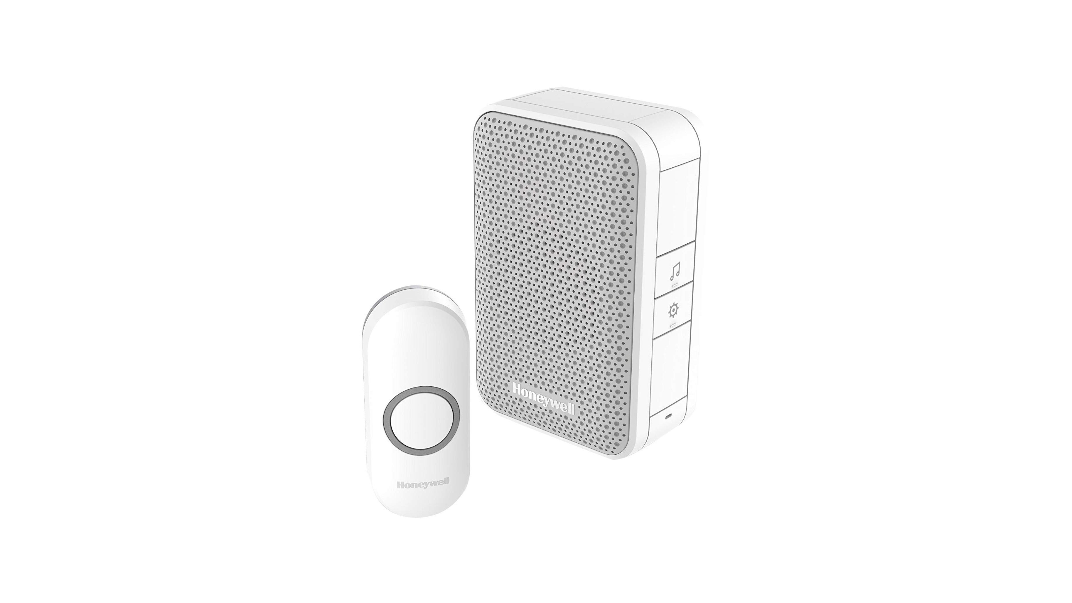 Best Wireless Doorbell 2018 Chimes That Grab Your Attention Every Electrical Wiring In The Home Deaf Doorbells Dc311n Doesnt Have All Smart Features Of Higher End Dc917 But If Youre Looking For A Reliable Push Button Bell With Battery Chime