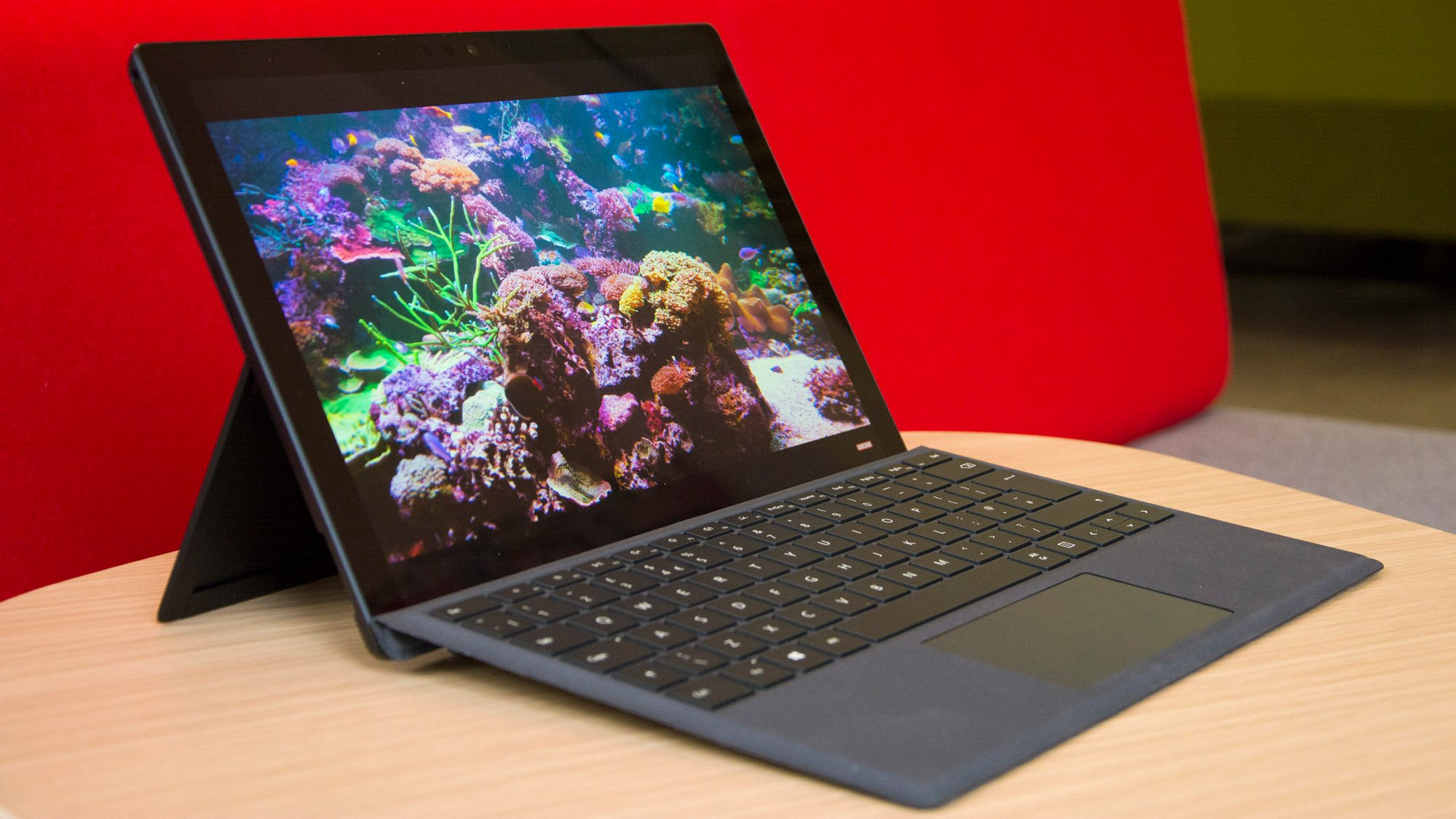 892cd3d332c Microsoft Surface Pro 6 review  Hybrid sequel is just as good – and pricey  – as ever