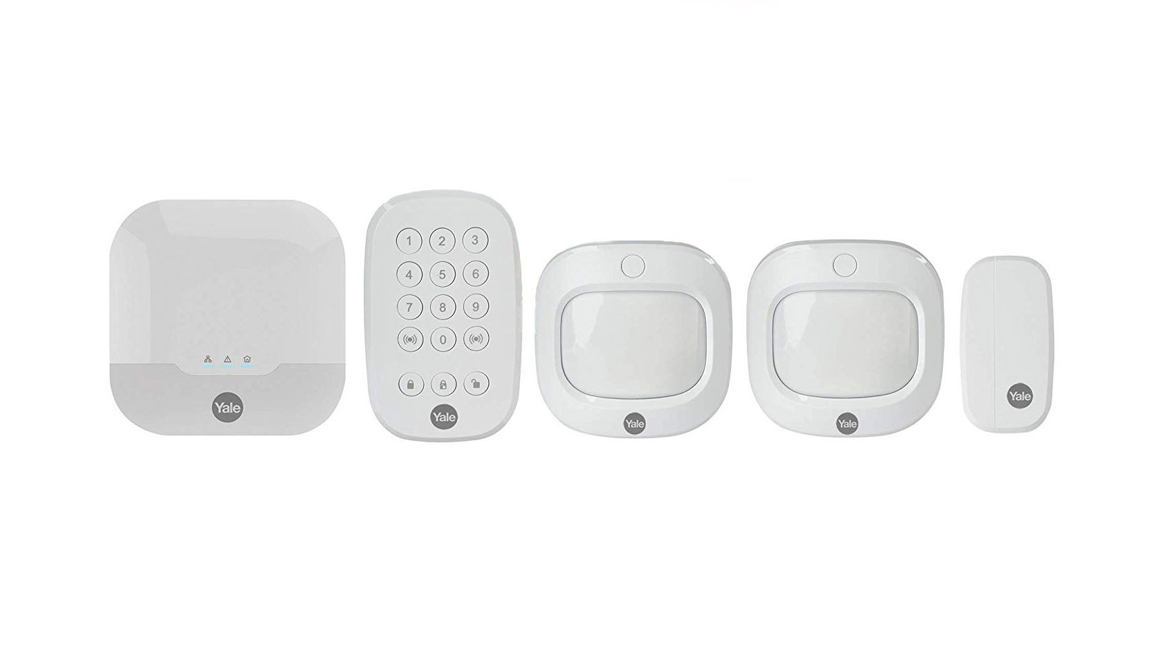 best wireless alarm system secure your home with the best. Black Bedroom Furniture Sets. Home Design Ideas