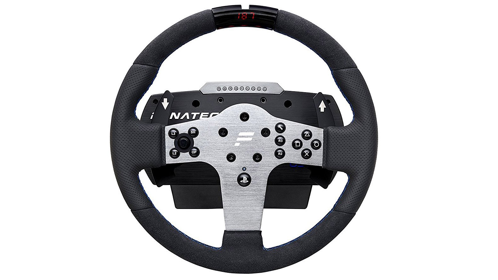 71919cda9f6 For a good while now I've been using the CSL Elite Racing Wheel, and it's  got to be the most advanced racing wheel I've ever tested.