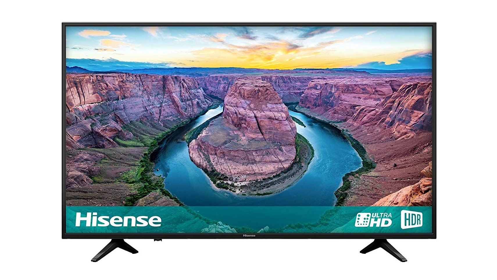 Hisense H43AE6100UK review: Fancy a 43in 4K TV for under £300