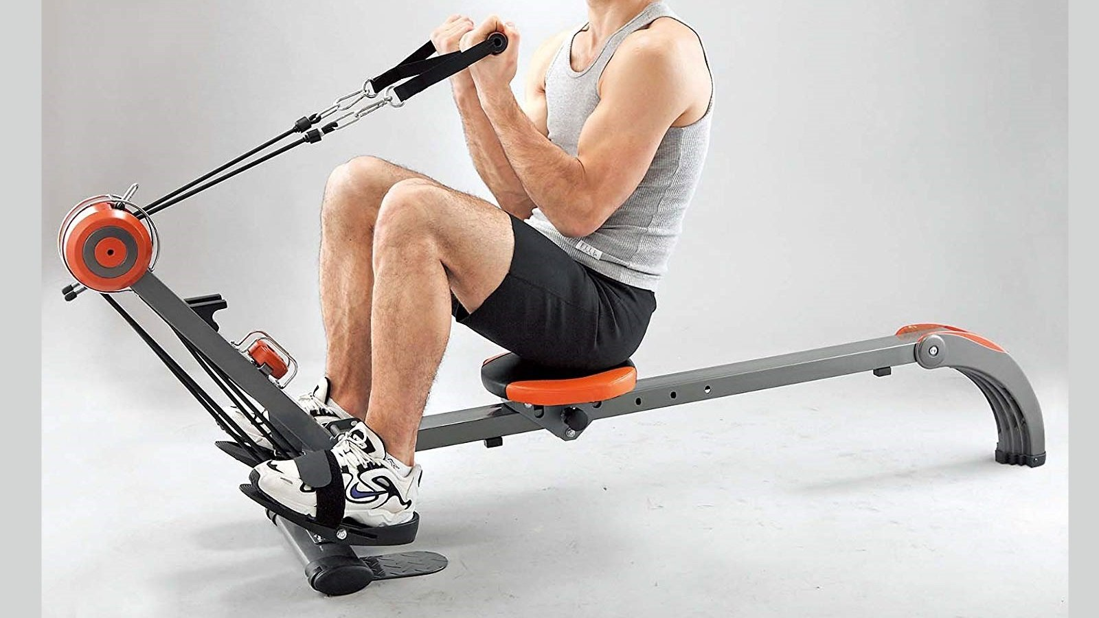 3731359ac60 Here s another affordable option from Body Sculpture  the Rower and Gym  machine