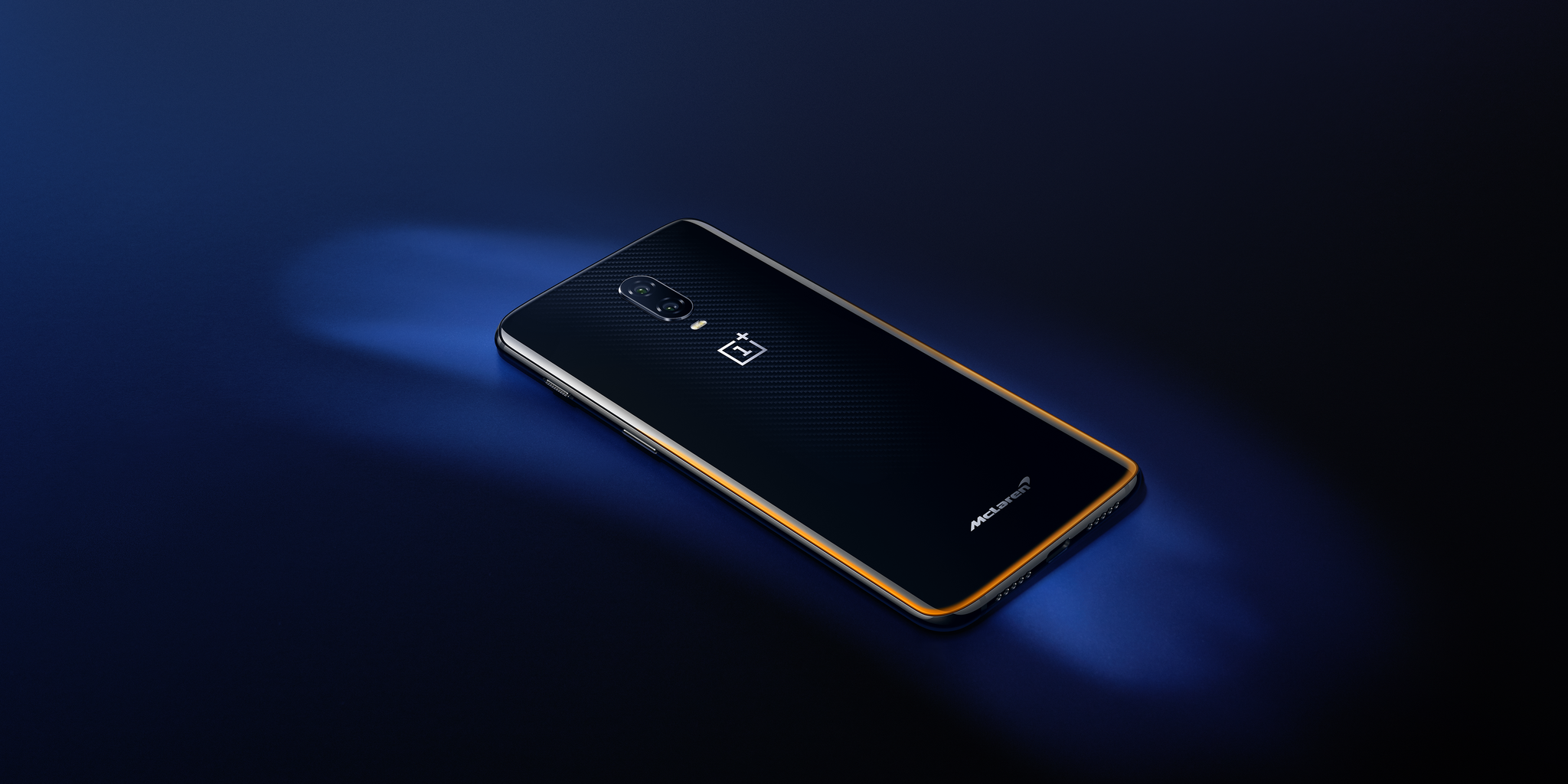 OnePlus 6T McLaren edition announced with 10GB of RAM
