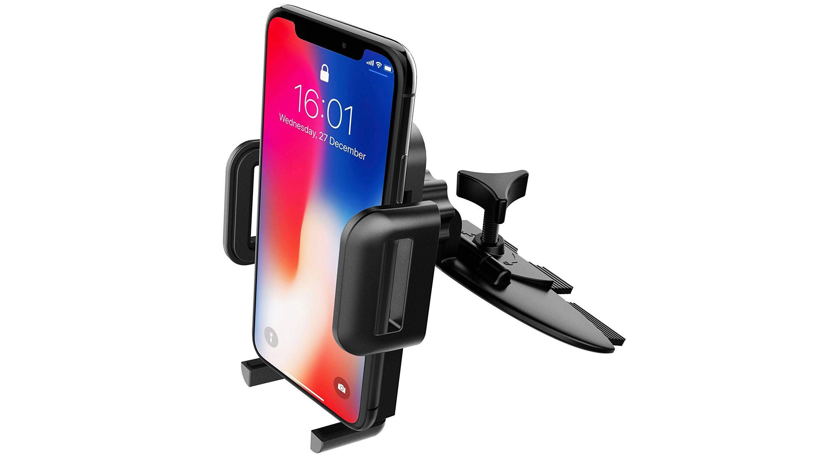 Best car phone holder: The best windscreen, vent and